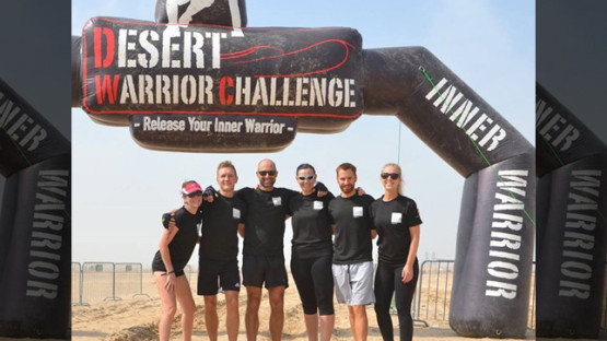 Desert Warrior Challenge 23.10.15
