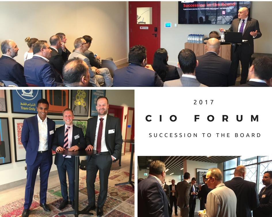 CIO Forum - LinkedIn